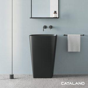 lavamanos Catalano Free-Standing GREEN 55 negro mate