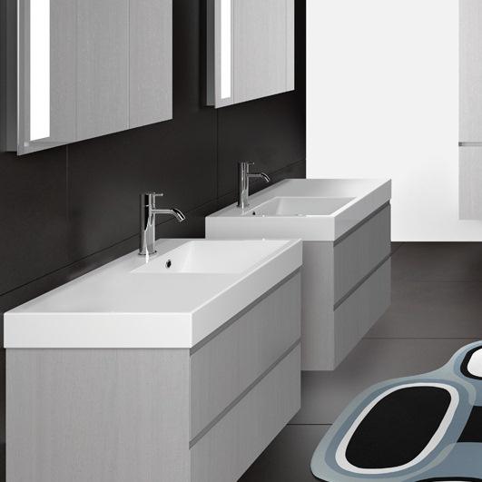 lavamanos Catalano ZERO Domino 75 en mueble