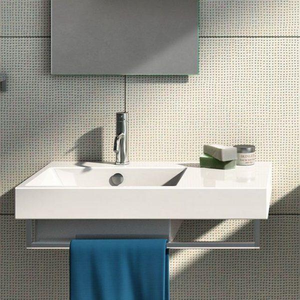 lavamanos ZERO Domino en pared